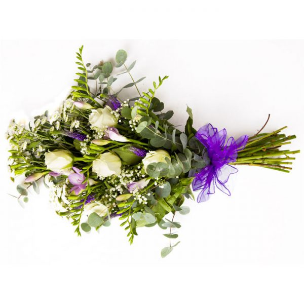 Mixed flower tied sheath